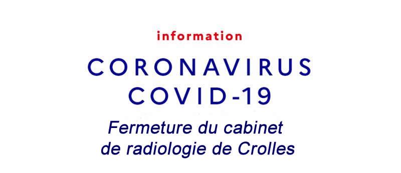 Fermeture temporaire du cabinet de radiologie de Crolles