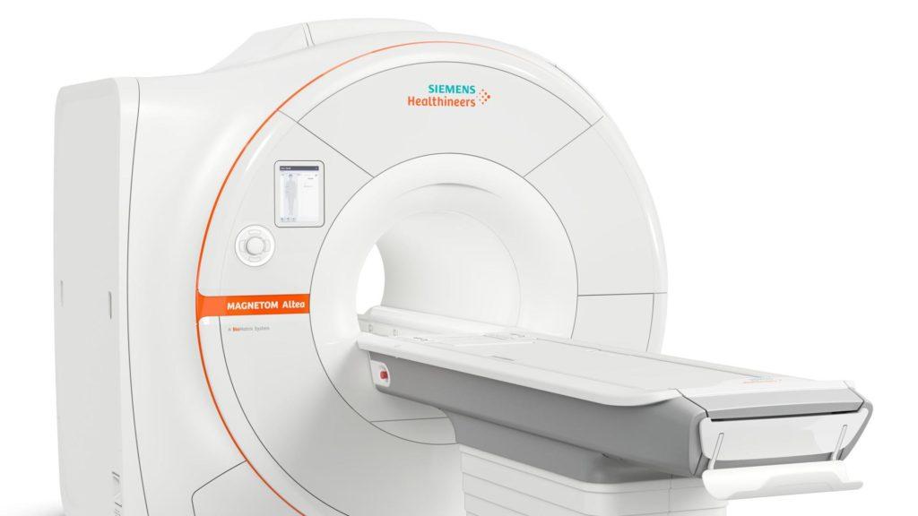 Suspension de l'activité IRM au mois de juin.