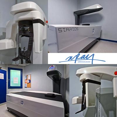 Nouveaux équipements au cabinet de radiologie de Pontcharra
